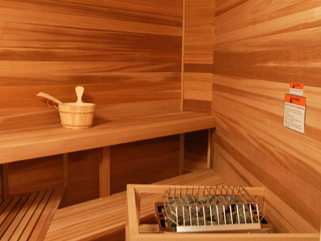 Gc Sauna Shop Custom Builder Of Residential And Commercial Saunas
